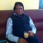 Phani Mohanty in my study