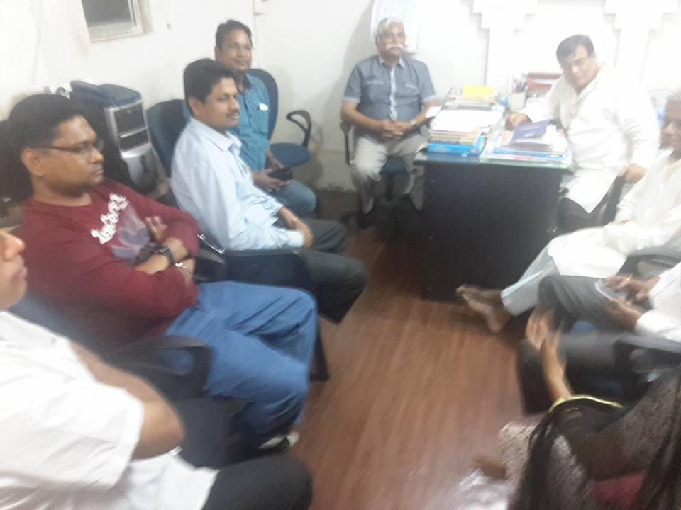 Meeting in Subartta Office